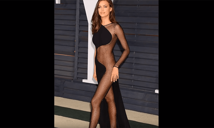 Fully exposed see through lingerie photos 15 Most Outrageous See Through Dresses Awezzome